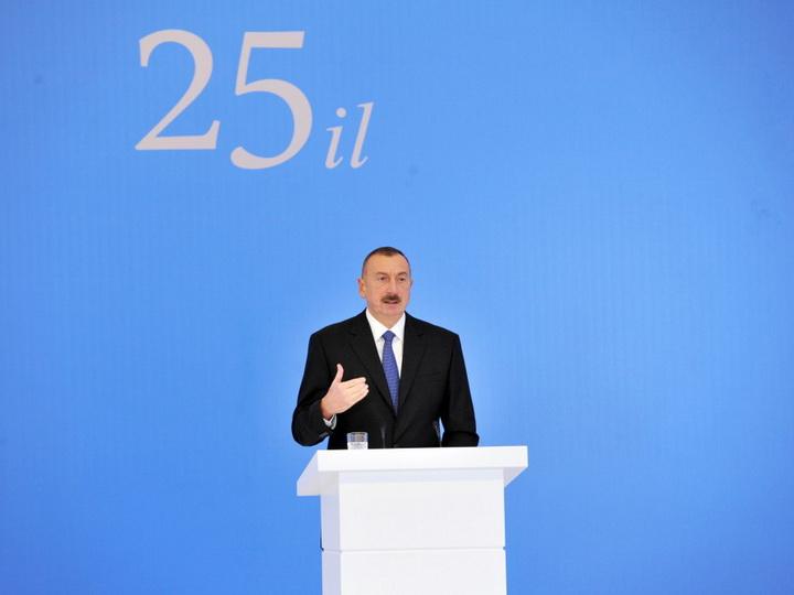 Ильхам Алиев: Попытки Армении исказить правду об апрельских боях смешны