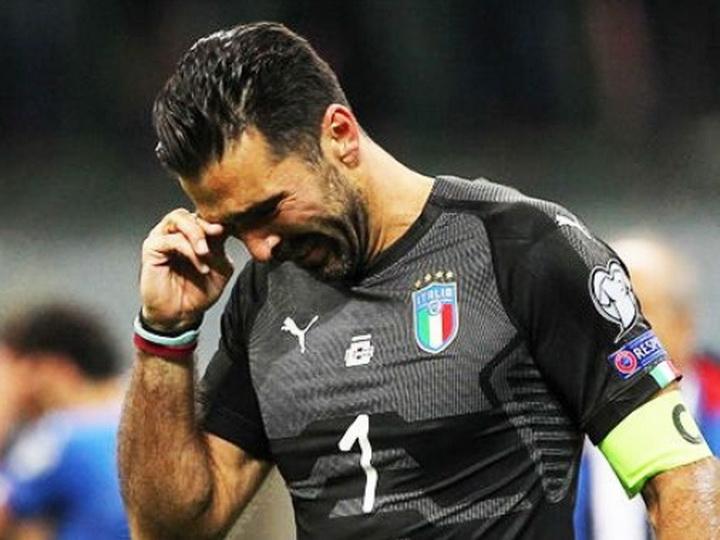 Сборная Италии по футболу впервые за 60 лет не квалифицировалась на чемпионат мира – ВИДЕО