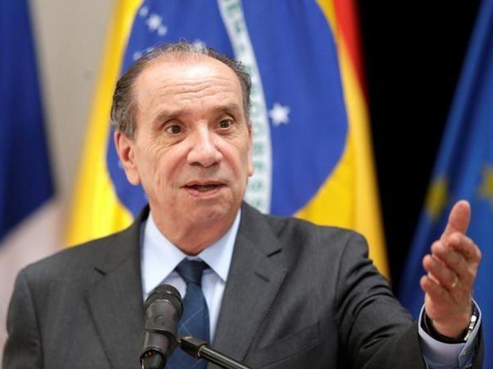 Глава МИД Бразилии посетит с официальным визитом Азербайджан
