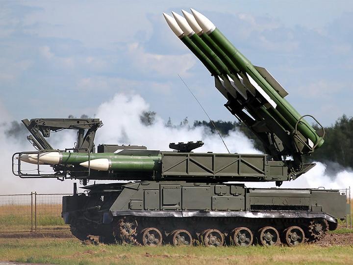 ВВС и ПВО ЮВО в Армении отработали перехват и уничтожение воздушных целей