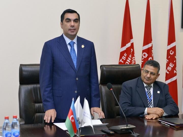 БВШН и Институт исследований нефти Египта подписали меморандум - ФОТО