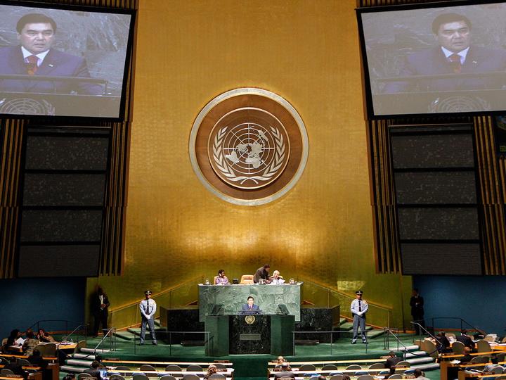 Комитет ГА ООН принял антироссийскую резолюцию по правам человека в Крыму