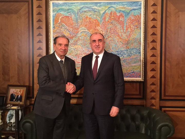 Мамедъяров: «Мытребуем определенных переговоров поКарабаху»