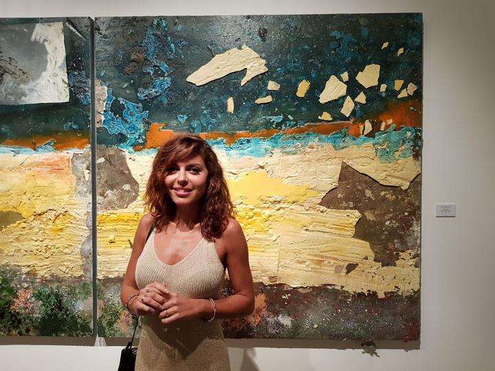 В Дубае прошла персональная выставка Аиды Махмудовой – ФОТО