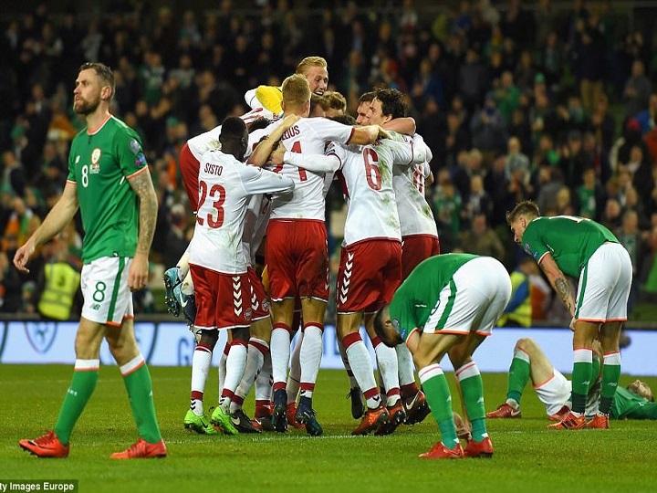 DÇ-2018:Danimarka mundiala darmadağınla gedir– VİDEO