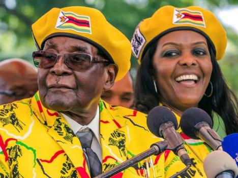 Президент Зимбабве готовится к отставке, его супруга покидает страну – ФОТО – ВИДЕО - ОБНОВЛЕНО