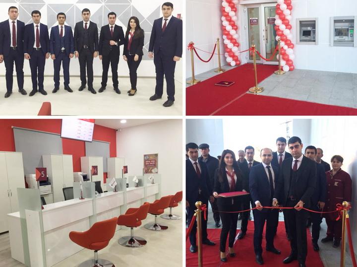 Kapital Bank открыл обновленный филиал Гядабей