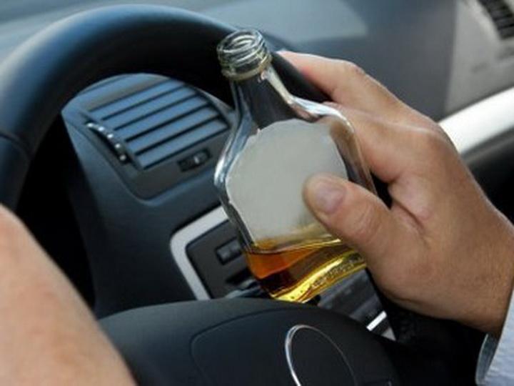 В Баку задержано более 11 тысяч пьяных водителей