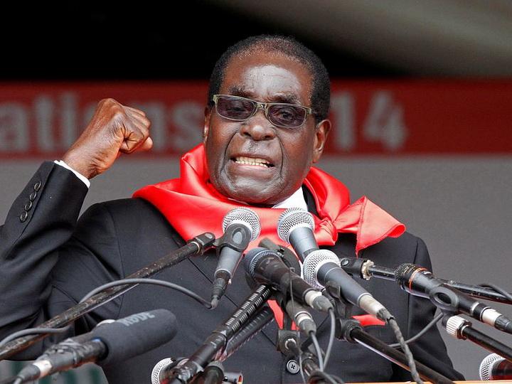 ВЗимбабве прибыл прошлый премьер страны