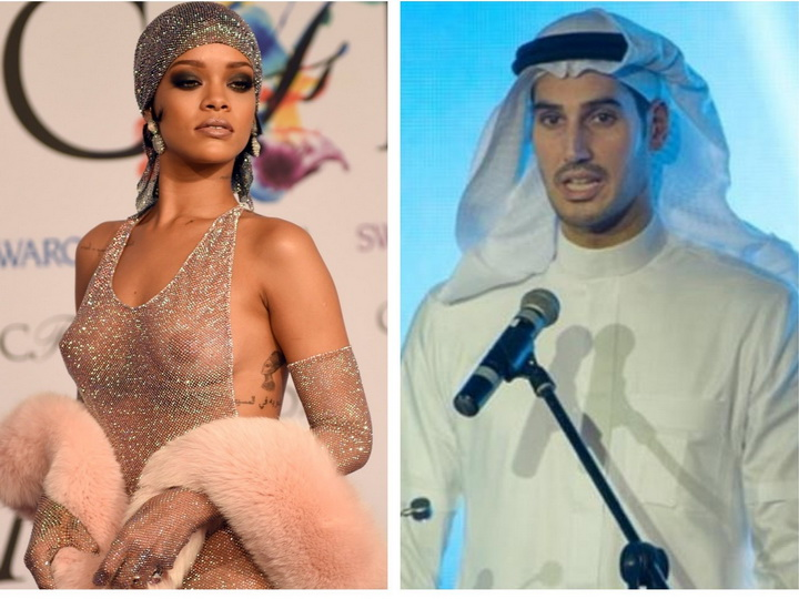 Рианна выходит замуж за арабского миллиардера – ФОТО