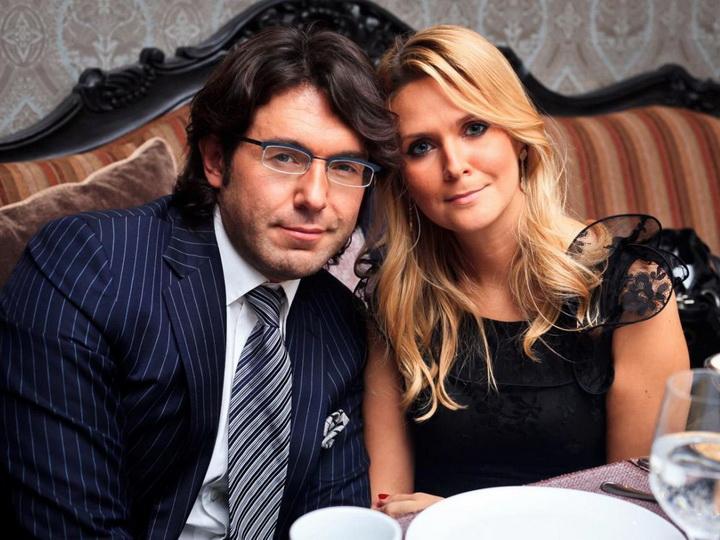 Телевизионный ведущий Андрей Малахов впервый раз стал отцом