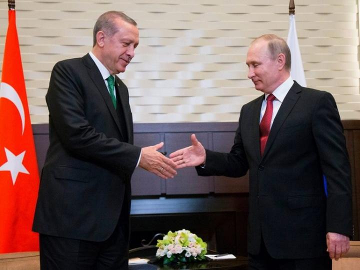 Эрдоган о нагорно-карабахском конфликте: «Путин не возлагает особых надежд»