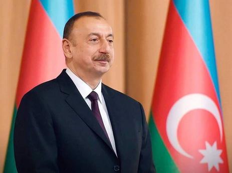 İlham Əliyev milli bayram münasibətilə Latviya prezidentini və Oman sultanını təbrik edib