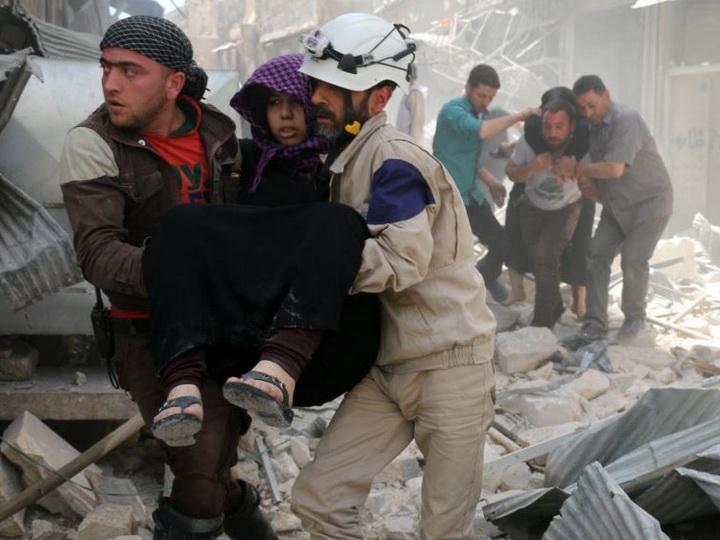 Террористы нанесли удар поцентру Дамаска— необошлось без жертв 16ноября 2017 22:14