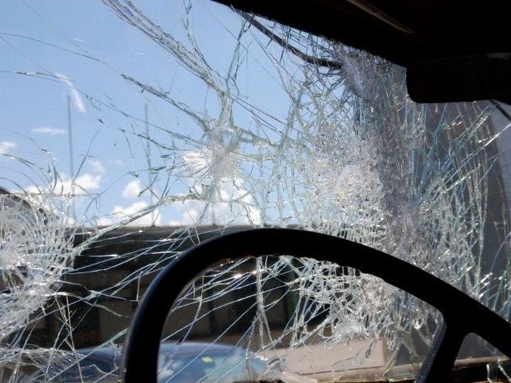 В Газахском районе произошло тяжелое ДТП