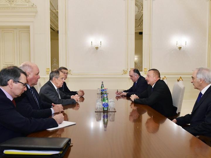 Президент Ильхам Алиев: Азербайджан крайне заинтересован в скорейшем урегулировании нагорно-карабахского конфликта