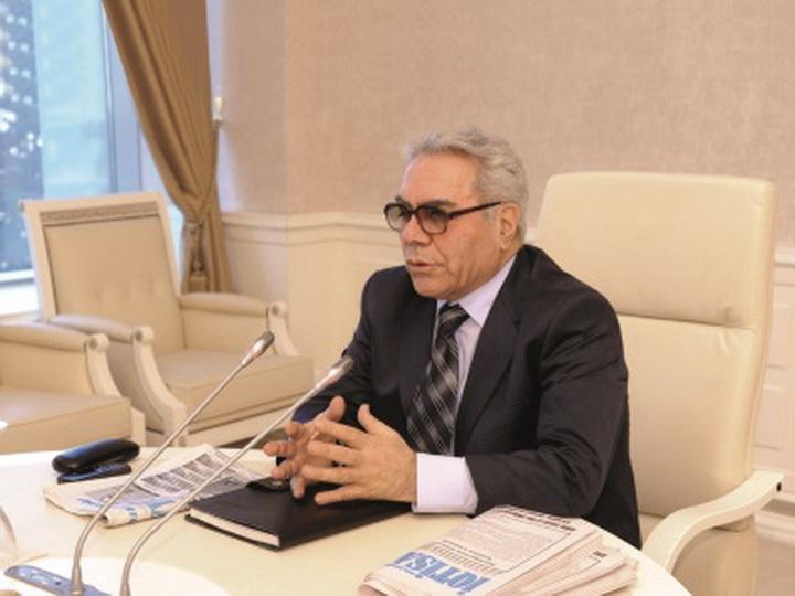 Зияд Самедзаде оналоговых поступлениях в следующем году