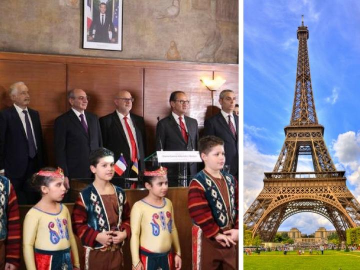 «Это вам не Пучдемон?»: О том, как Франция принимает главаря карабахских сепаратистов - ФОТО
