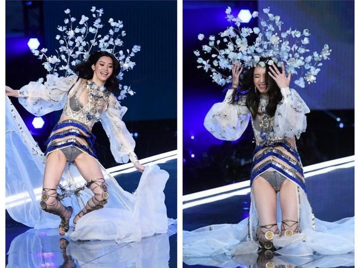 Первое азиатское шоу Victoria's Secret. Фоторепортаж изШанхая