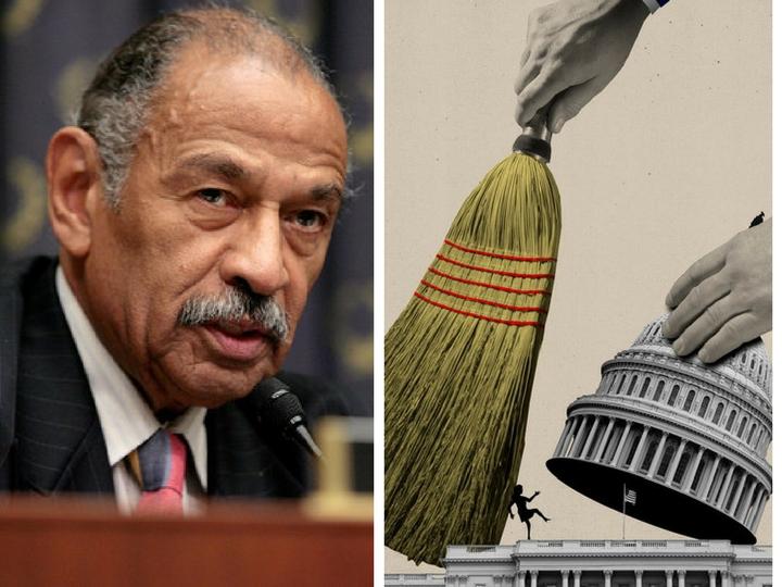 Секс-скандалы не обошли Конгресс США: старейший конгрессмен откупился от обвинений – ФОТО