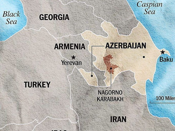 Losing the moral compass over Nagorno-Karabakh – The Washington Times  By Jacob Kamaras