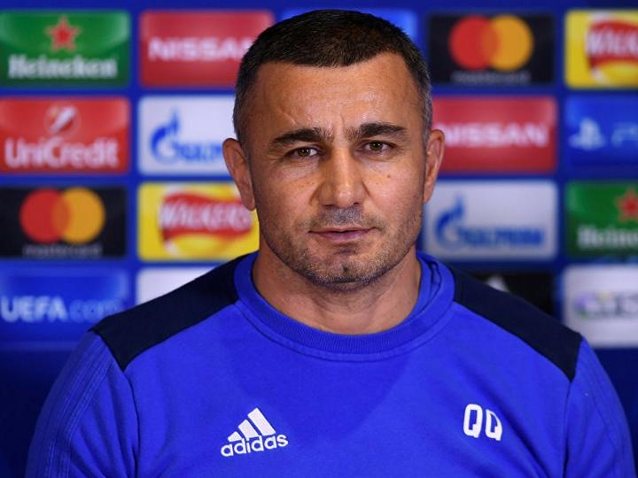 Гурбан Гурбанов: «После таких моментов, я думаю, на самом ли деле на нас смотрят как на маленькую команду и страну?»