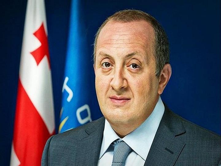 Giorgi Marqvelaşvili: Gürcüstan etibarlı müttəfiqi Azərbaycanla dostluğu və səmərəli əməkdaşlığı yüksək qiymətləndirir