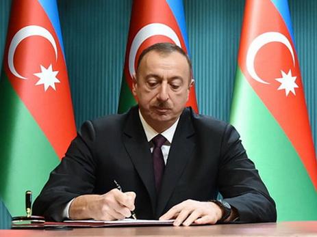 Ильхам Алиев удостоил Гюльнар Расулову почетного звания «Заслуженный госслужащий»