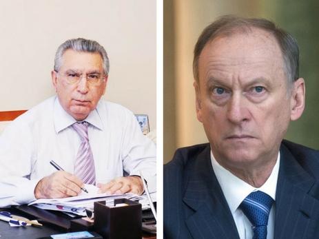Секретарь Совбеза РФ и руководитель Администрации Президента Азербайджана подписали План сотрудничества