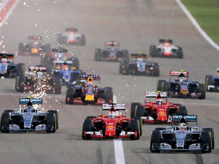 Новый логотип Формулы-1 будет представлен в воскресенье – ФОТО