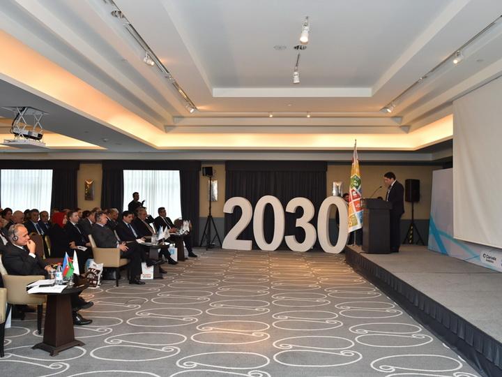 ОАО «Azersu» провело в Баку международную конференцию