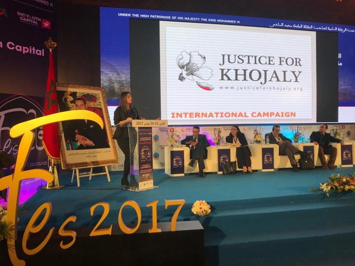 В Марокко состоялась презентация международной кампании «Справедливость к Ходжалы» - ФОТО