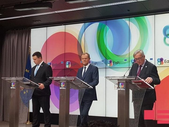 В ЕС считают демонстрацию единства основным итогом саммита Восточного партнерства – ВИДЕО