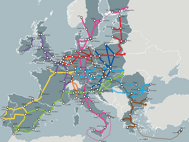 Азербайджан и ЕС подписали документ по Трансъевропейской транспортной сети