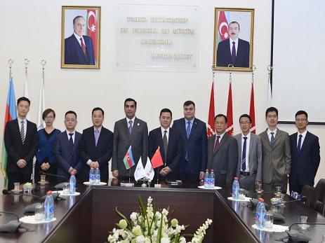 Çinin CMİG şirkəti BANM-la əməkdaşlıq edəcək