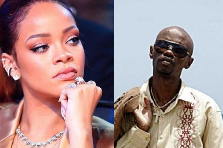 Rihanna əmisini tutdurdu – FOTO