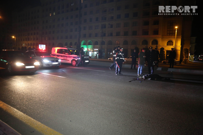 пешеход переходил дорогу в неположенном месте и его сбила насмерть машина Это, конечно