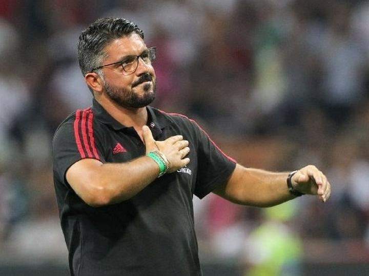 «Милан» сократил Монтеллу иназначил Гаттузо