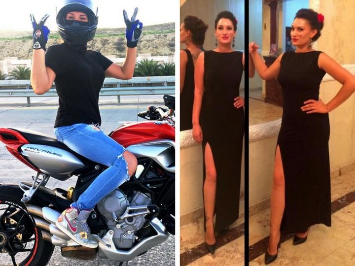 Не женское дело: как Эвелин Аббасова ушла из филармонии в мотомеханики – ФОТО