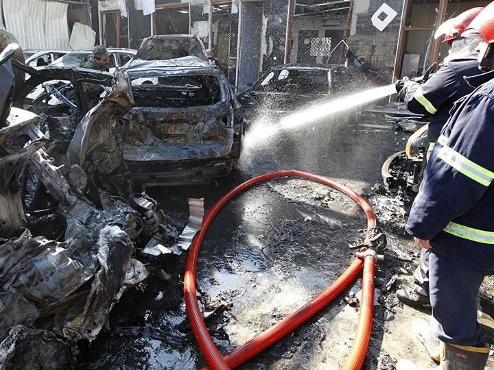 ИГвзяла насебя ответственность затеракт вБагдаде