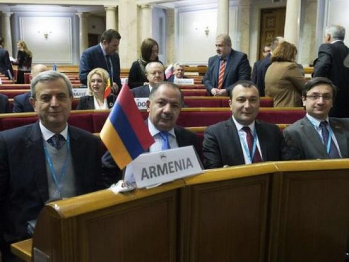 Делегацию Армении жестоко унизили в ПАЧЭС