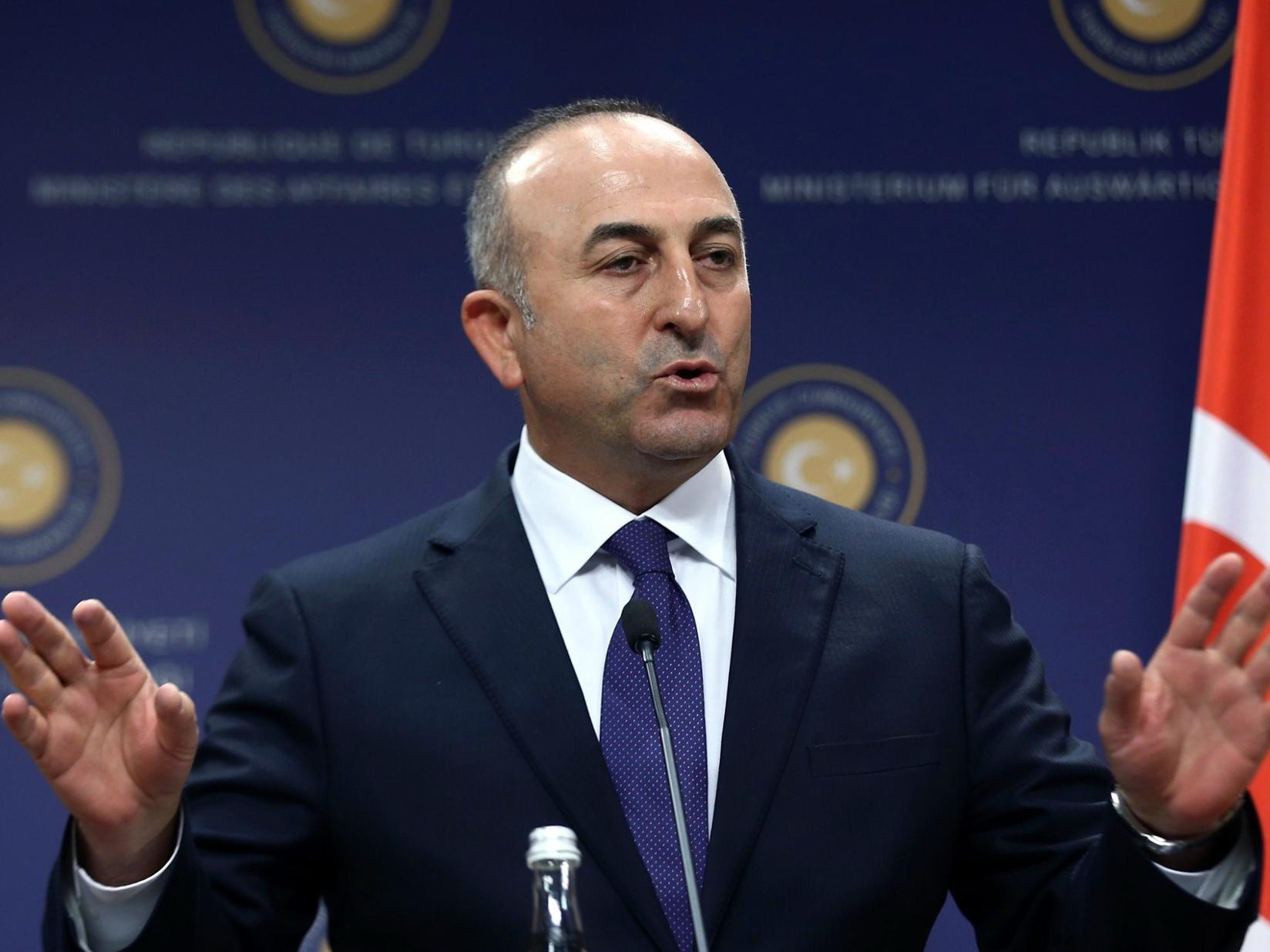 Турция находится ввопросе Нагорного Карабаха рядом сАзербайджаном— Чавушоглу