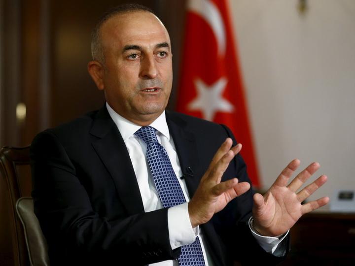 ВАзербайджанской столице проходит трехсторонняя встреча глав МИД Турции, Азербайджана иПакистана