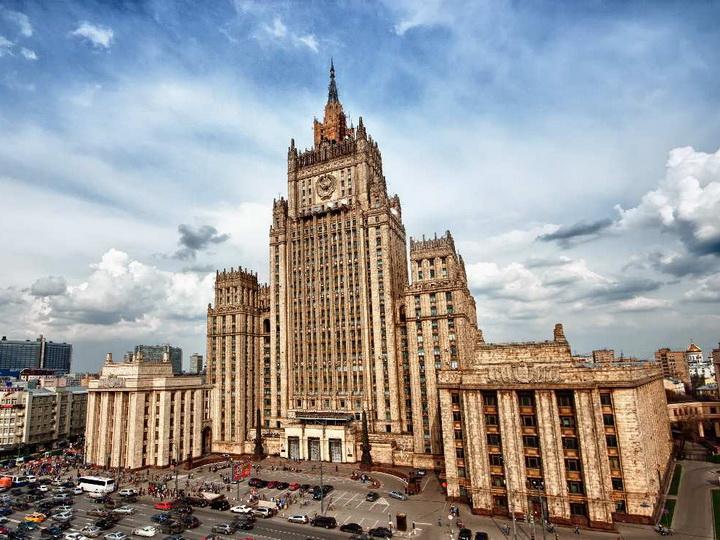 МИД РФ: Москва считает приоритетом скорейшеесогласование текста конвенции остатусе Каспия