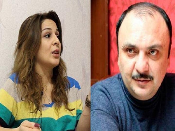 Anar Nağılbazın keçmiş həyat yoldaşı: Onun məndə hələ çox videosu var