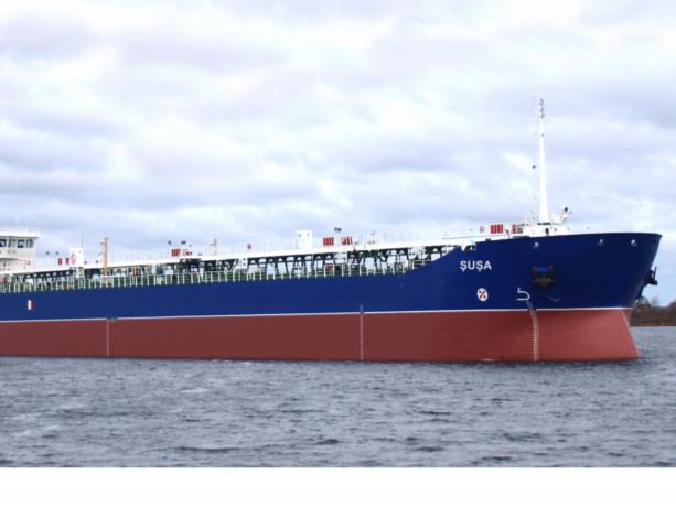 Отремонтирован танкер «Шуша» ЗАО «Азербайджанское Каспийское морское пароходство» – ФОТО
