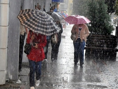 Sabahın havası: Paytaxtda yağış, dağətəyi rayonlarda qar