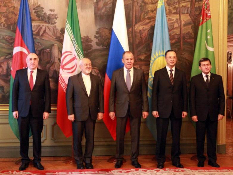 В Москве проходит 7-е совещание министров иностранных дел Прикаспийских государств