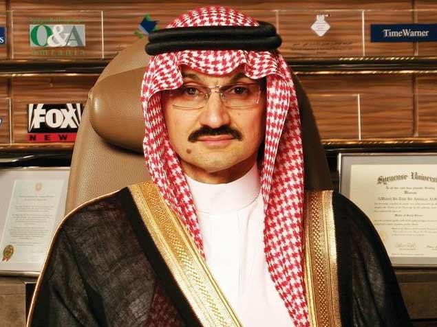 «Армянский Принц Аль-Валид», или Как армяне к династии саудитов пристраиваются - ФОТО
