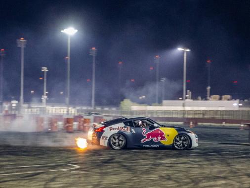 В Кувейте пройдет финал захватывающего турнира Red Bull Car Park Drift 2017